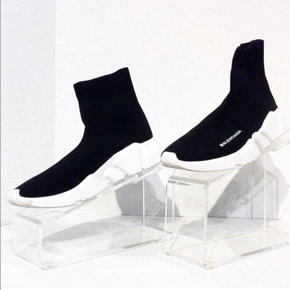e3dbd6d8c72d Balenciaga Shoes - Balenciaga speed trainers women s size 6